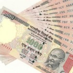 How Printed Currency Enter Into Indian Market?