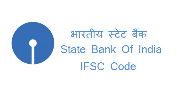 IFSC code of State Bank of India