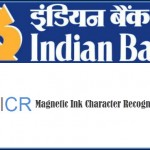Indian Bank MICR Code
