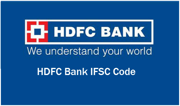 HDFC IFSC code