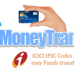 ICICI IFSC Codes For Easy Funds Transfers