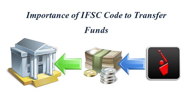 Importance of IFSC Code to Transfer Funds