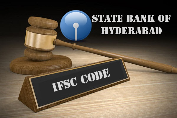 State Bank of Hyderabad IFSC code