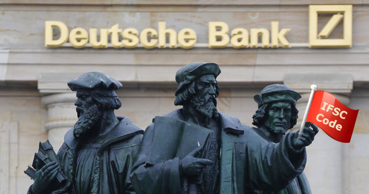 IFSC Code For Deutsche Bank