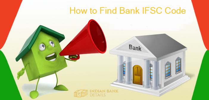 Find Bank IFSC Code