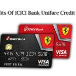 Benefits Of ICICI Bank Unifare Credit Card