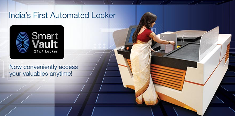 ICICI-Smart-Vault-India-First-Fully-Automated-Locker