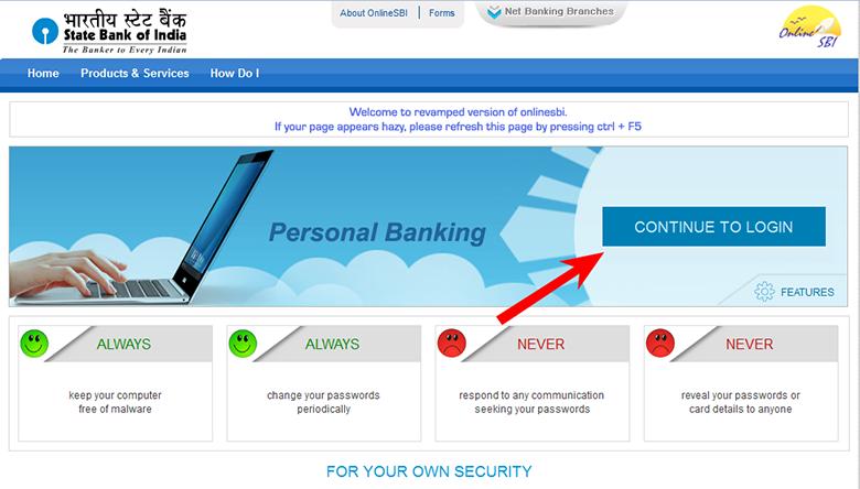 create-sbi-internet-banking