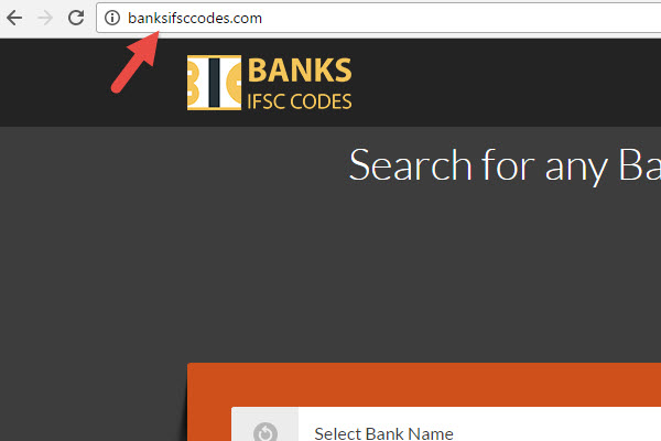 Banksifsccodes Website