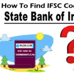 How To Find The IFSC Code Of State Bank Of India Branches?