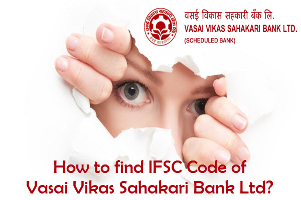 IFSC code of Vasai Vikas Sahakari Bank Ltd
