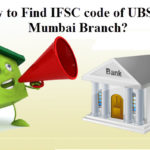 How to Find IFSC code of UBS AG, Mumbai Branch?