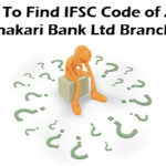 How to Find IFSC Code of Apna Sahakari Bank Limited Branches?