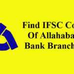 How To Find IFSC Code Of Allahabad Bank Branches?