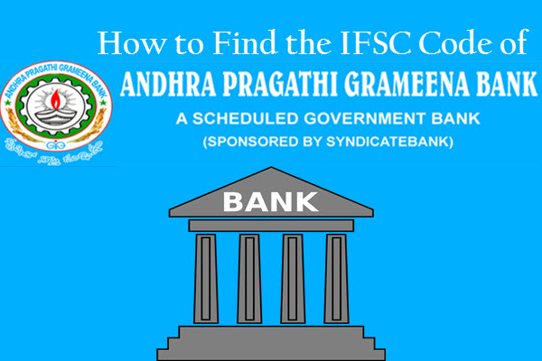 how to find IFSC Code of Andhra Pragathi Grameena Bank Adoni Branch