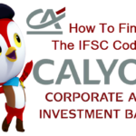 How to Find IFSC Code of Calyon Bank Branches?