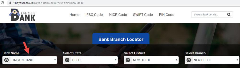 Select Calyon Bank New Delhi Branch