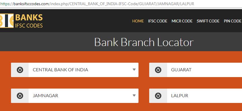ifsc code of lalpur branch
