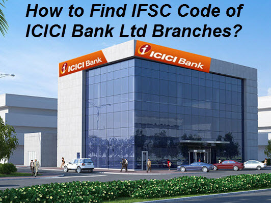 icici bank branch name search by ifsc code