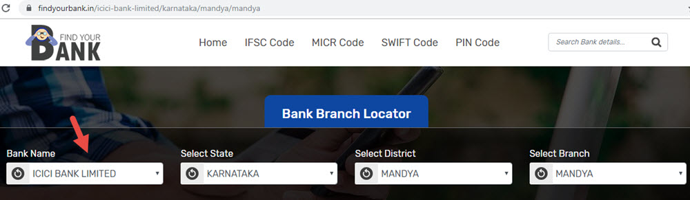 Select Icici Bank Limited Mandya Branch In Mandya
