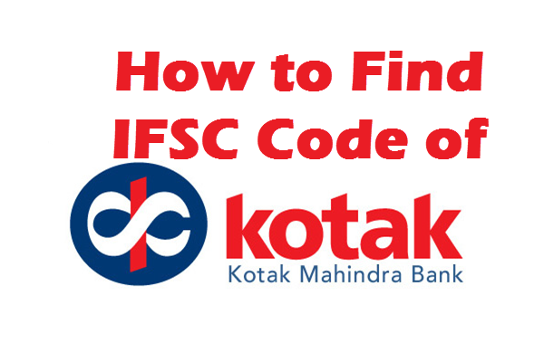 Ifsc code of Kotak Mahindra Bank Branches