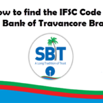 How to Find IFSC Code of State Bank of Travancore, Patancheru Branch