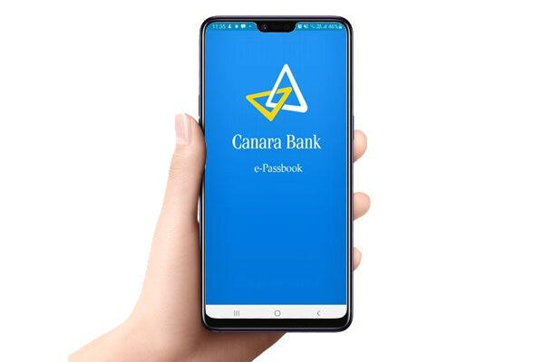 Visit Canara Bank e Passbook app
