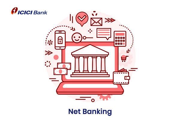 ICICI Bank Net banking