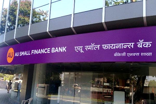 About AU Small Finance Bank