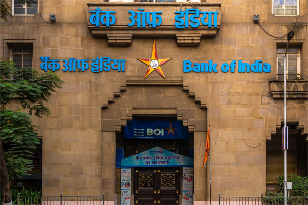 About Bank of India