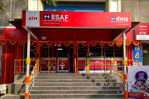 About ESAF Small Finance Bank