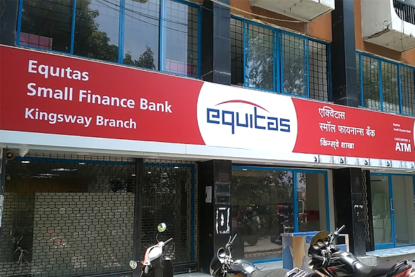 About Equitas Small Finance Bank