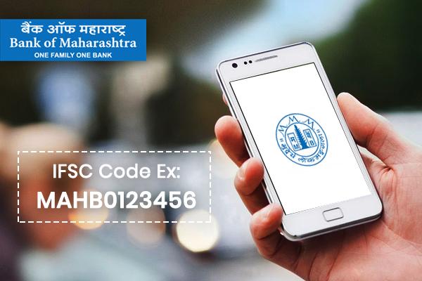 Bank of Maharashtra IFSC Code