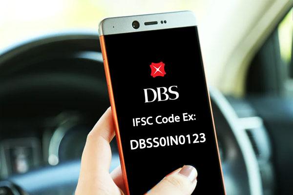 DBS Bank IFSC Code
