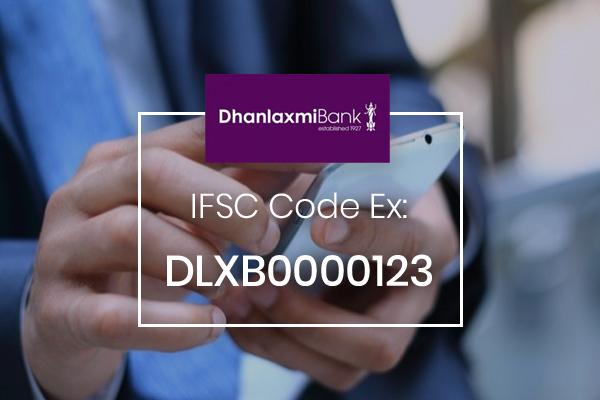 Dhanlaxmi Bank IFSC Code