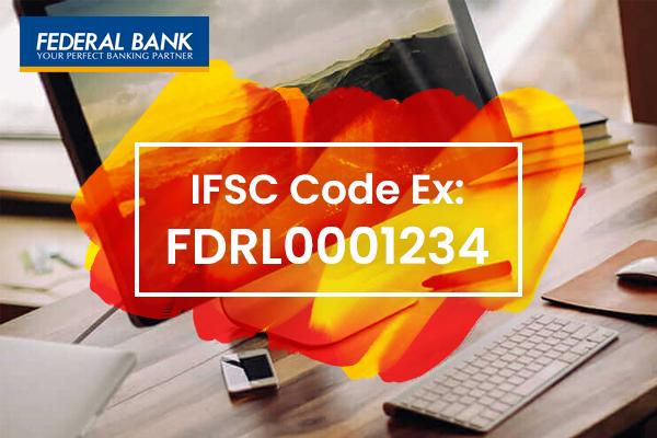 Federal Bank IFSC Code