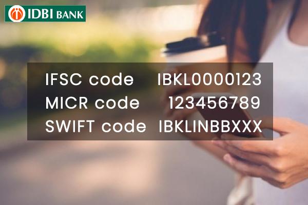 How to Find IFSC Code, MICR Code & SWIFT Code of IDBI Bank?