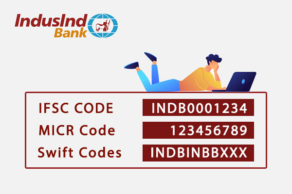How to Search for IFSC Code, MICR Code & SWIFT Code of IndusInd Bank?
