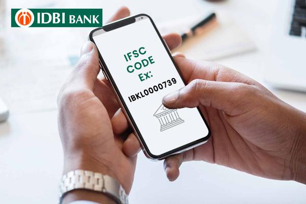 IDBI Bank IFSC Code