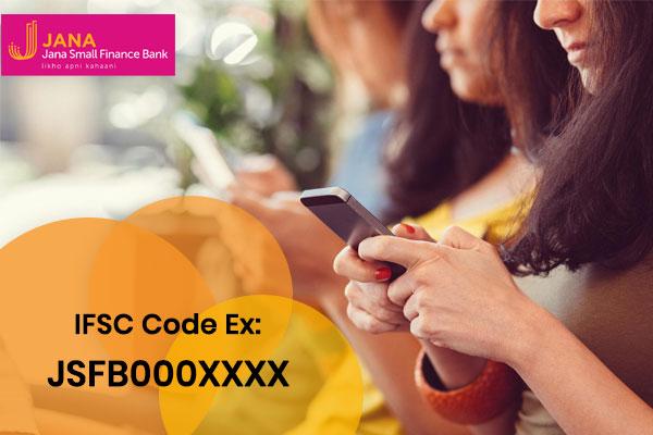 Jana Small Finance Bank IFSC Code