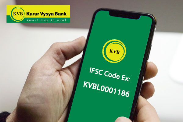 Karur Vysya Bank (KVB) IFSC Code