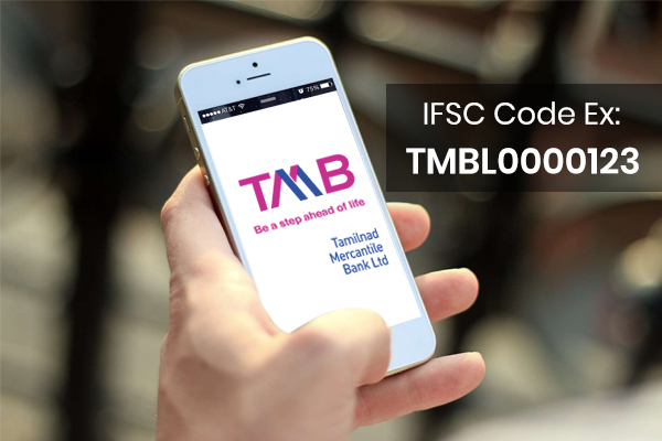Tamilnad Mercantile Bank (TMB) IFSC Code