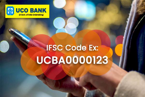 UCO Bank IFSC Code