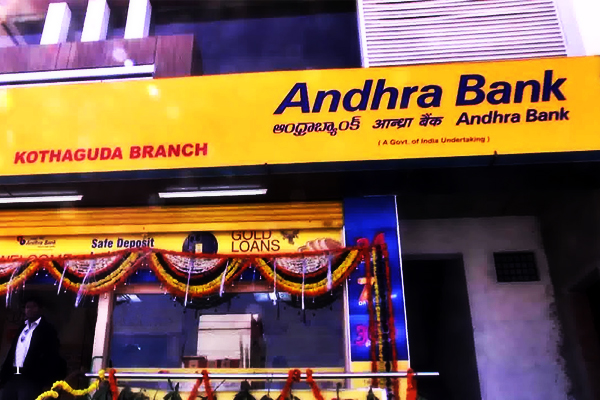 About Andhra bank