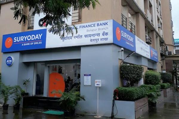 about-suryoday-small-finance-bank