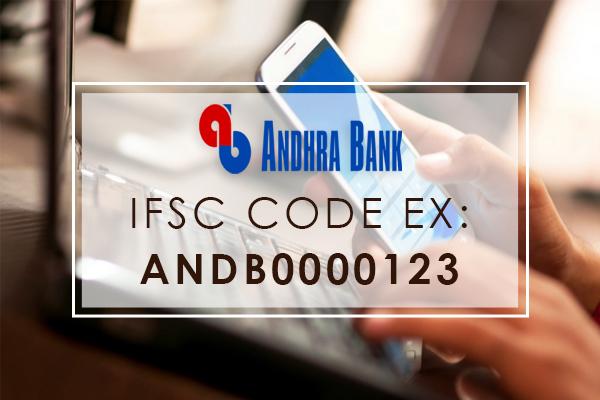 Andhra Bank IFSC Code