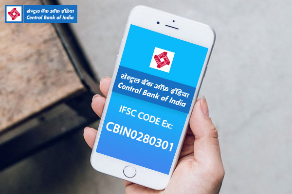 Central bank of india ifsc code
