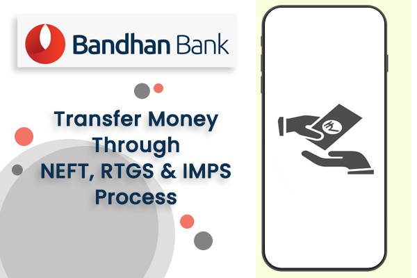 How to Transfer Money through Bandhan Bank NEFT,RTGS & IMPS Process?
