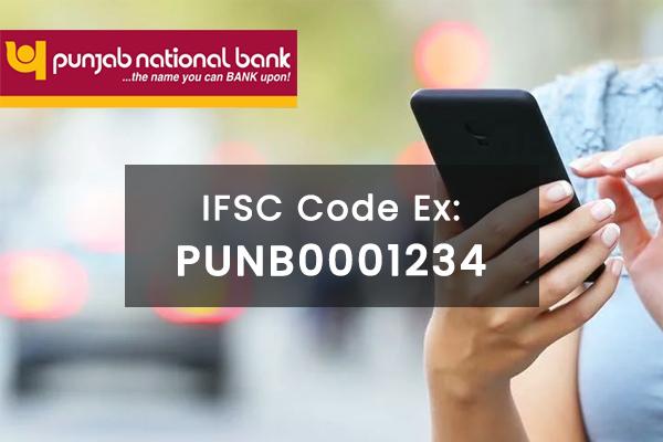 Punjab National bank IFSC Code